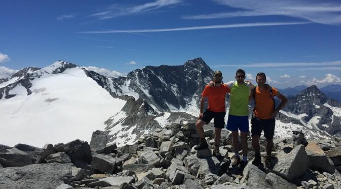 Cima Venerocolo (3323 mt) e assaggio d'Adamello, boom boom boom