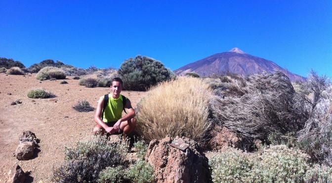 Alle pendici del Teide (3718 m ,Tenerife)