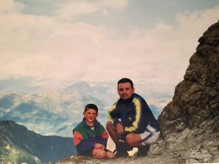 Passo Gole larghe, Agosto 1999