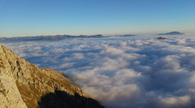 Le nubi e i segreti per capire come evolverà il tempo in montagna