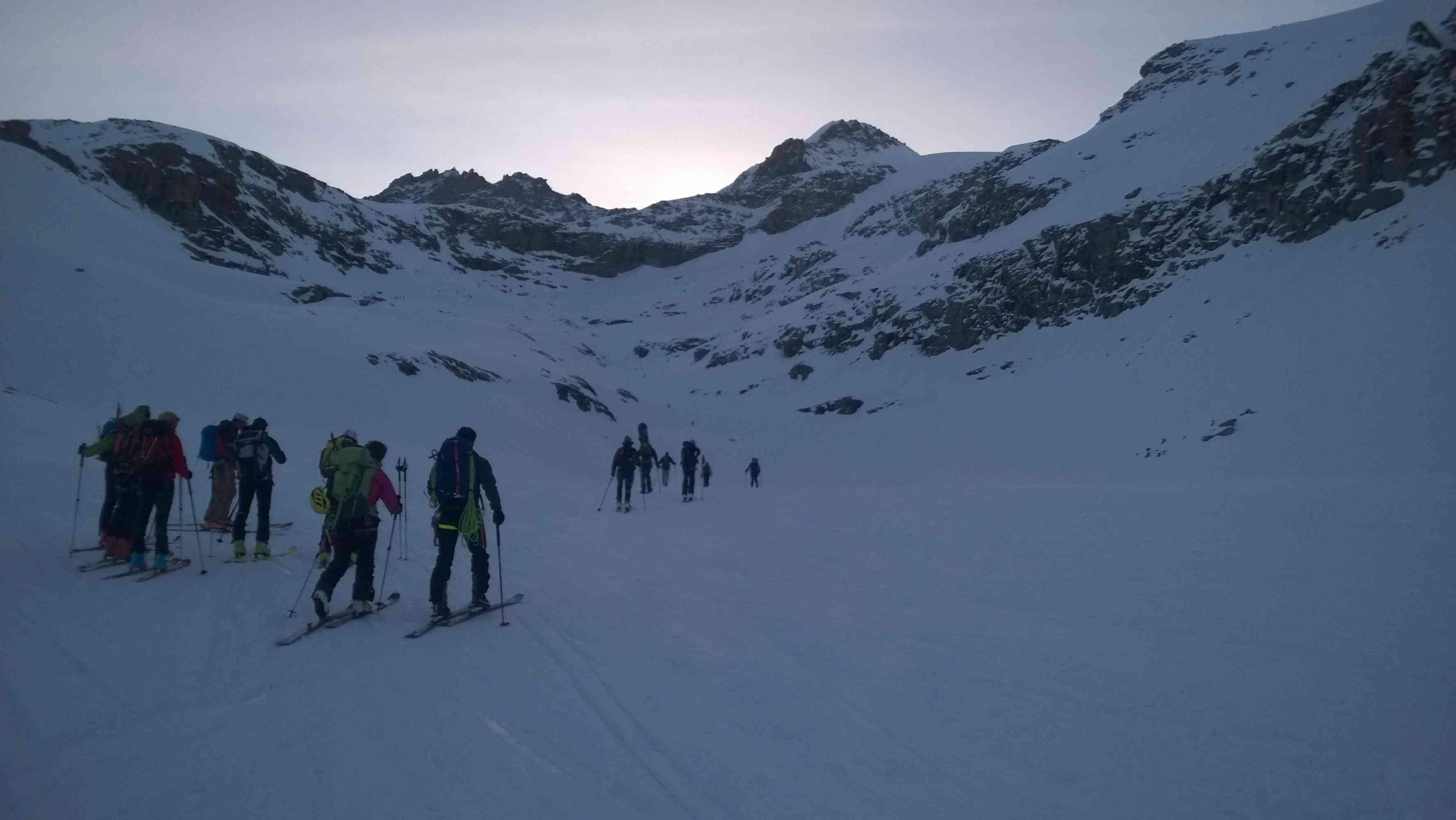 Gran Paradiso, CAI, Sci Alpinismo
