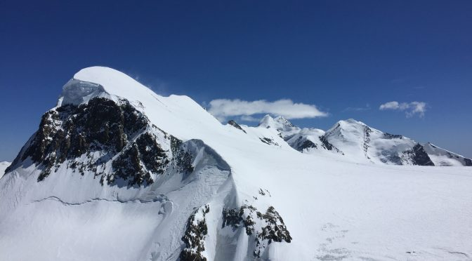 Mission First 4000 – Breithorn
